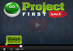 Mark Wilson's Project First Sale